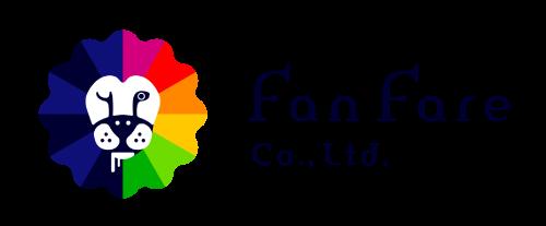 ファンファーレロゴ